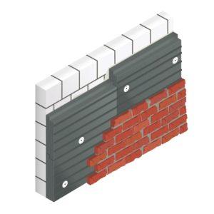 Renowall Dämmsystem WLG 032