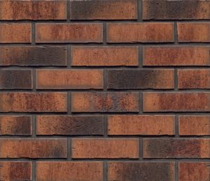 Klinkerriemchen R767 Vascu Terracotta Locata
