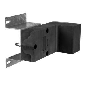 Dosteba Adapterkonsole TRA-WIK® und TWL® bei vorgesetzten Fenstern