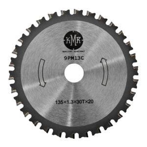 Ersatzsägeblatt Metall für Akku-Handkreissäge Panasonic EY 4542