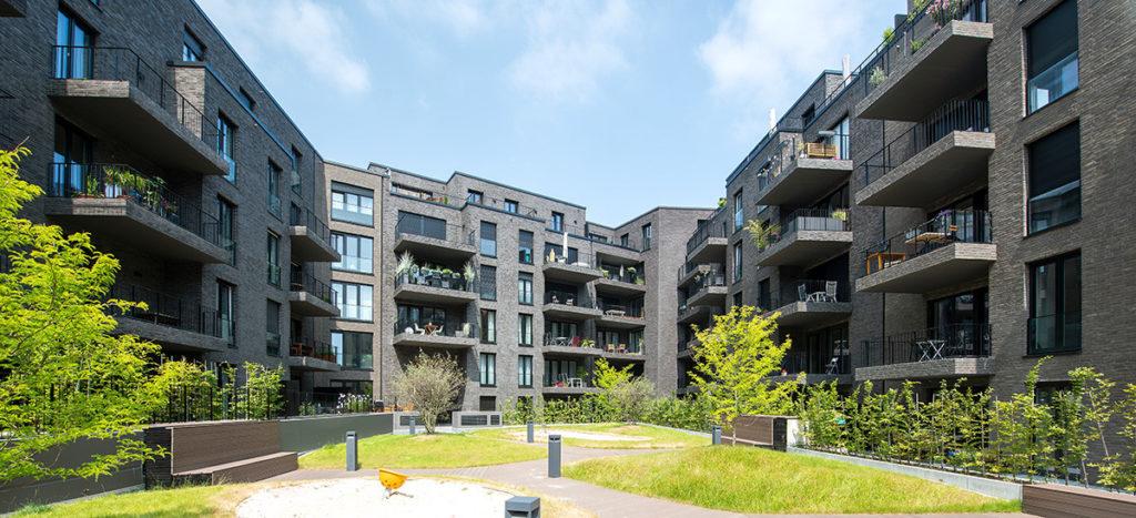 Neubau Aachen Mitte Mitte - Renowall - Dämmung mit System