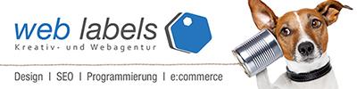 Web-Labels - Webdesign aus Bargteheide